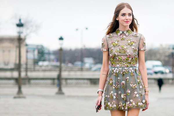 Best Street Style At Paris Fashion Week Fall 2015 Livingly