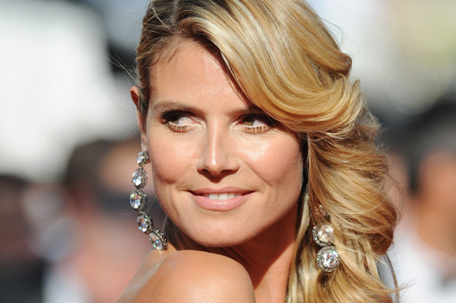 Heidi Klum Hair Styles: Heidi Klum's 10 Most Unforgettable Beauty Looks