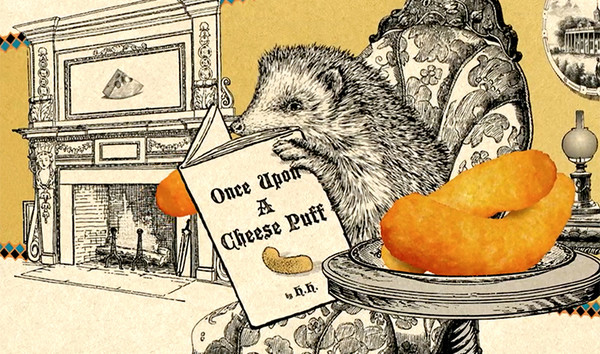 #22: Cheese Puffs