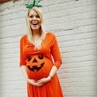 Easy Pumpkin Costume