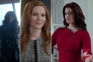 The Working Wardrobe Essentials Shared by the Stars of 'Scandal'