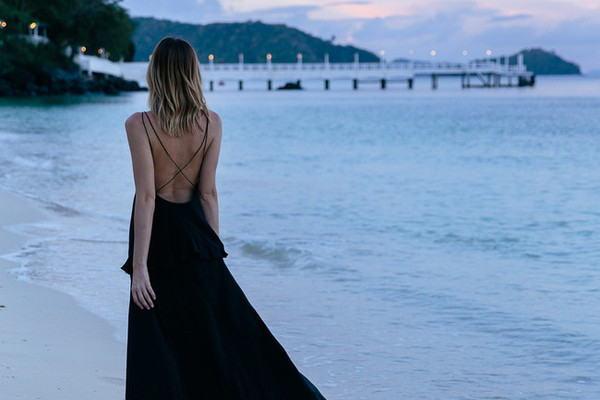 Backless Outfit Ideas