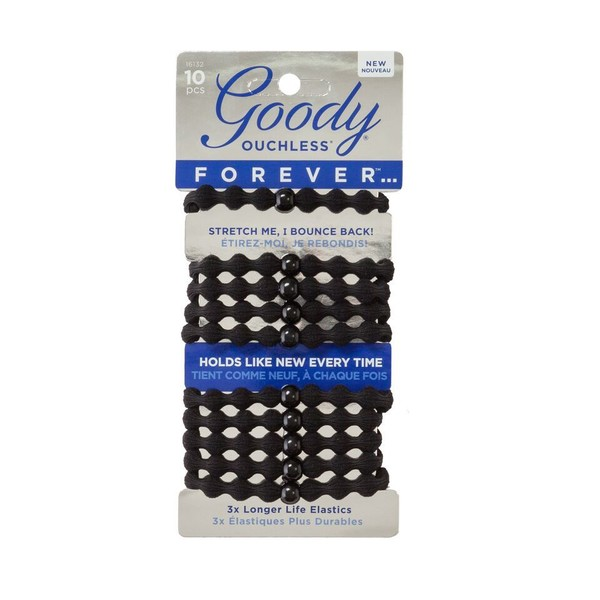 Goody Ouchless Forever Elastics