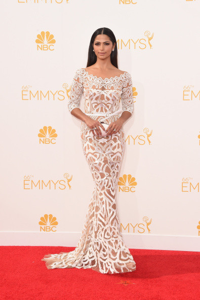 Camila Alves 2014 Emmy Awards