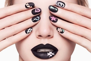Your Inner 5-Year-Old Will Go Bonkers For Ciate's New Chalkboard Nails