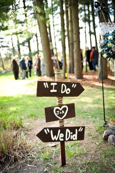 Boho Wedding Ideas · Decorate Rustic Signs & Decorate Rustic Signs - Boho Wedding Ideas - Livingly