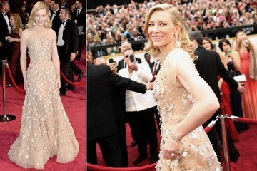 Vote for Cate Blanchett for Best Dressed at the Oscars