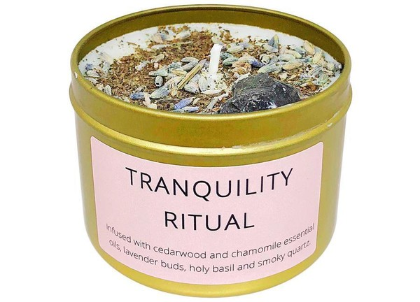 Tranquility Ritual Candle