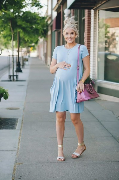 Spring Maternity Looks You'll Love