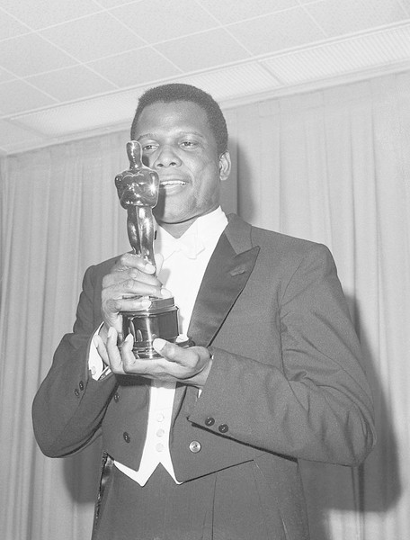 Sidney Poitier Makes History