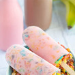 Milk and Cereal Breakfast Popsicles