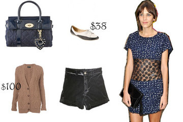 Unique Holiday Presents for the Alexa Chung Gal