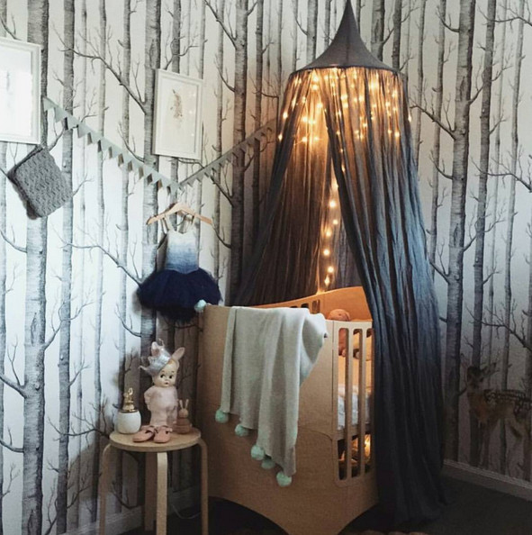 Enchanted Forest Nursery Adorable Nursery Ideas From