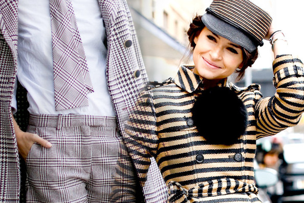 23 Stunning Statement Coats to Ogle