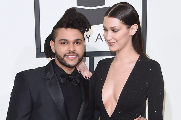 The Hottest Couples at the 2016 Grammy Awards