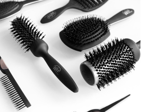 Use A Wet Brush Or Wide-Tooth Comb