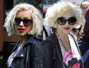 Which Style Better Suits Christina Aguilera?