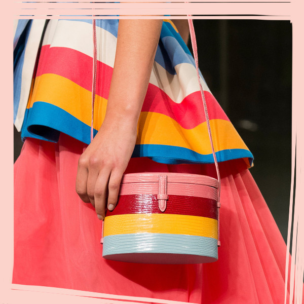 The Chicest Designer Handbags From New York Fashion Week Spring 2018
