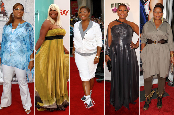 The Style Evolution of Queen Latifah