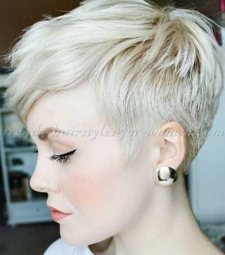 Face Framing Short Pixie Stylish Short Haircut Ideas From