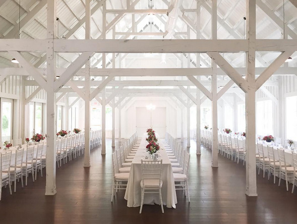 The Most Stunning Barn Wedding Venues in the Country