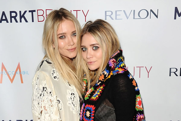 Walmart Cans the Olsen Twins' Cosmetics