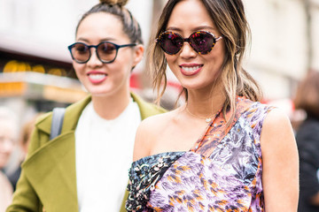 Ridiculously Chic Street Style at Paris Fashion Week