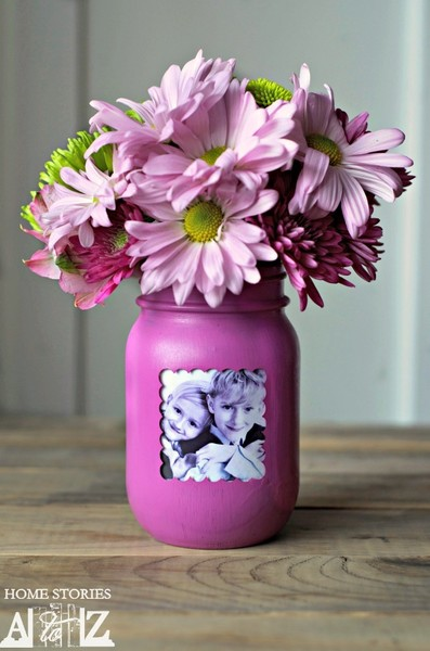 Personalize Those Flowers