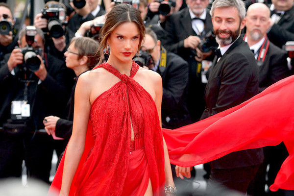 The Most Daring Red Carpet Dresses At The Cannes Film Festival 2019