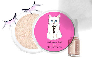 Choupette's Makeup Collection for Shu Uemura is a Must-See