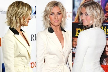 Here's Why Julianne Hough's Wavy Lob is The BEST Haircut of 2013. (Plus, How to Get the Look!)