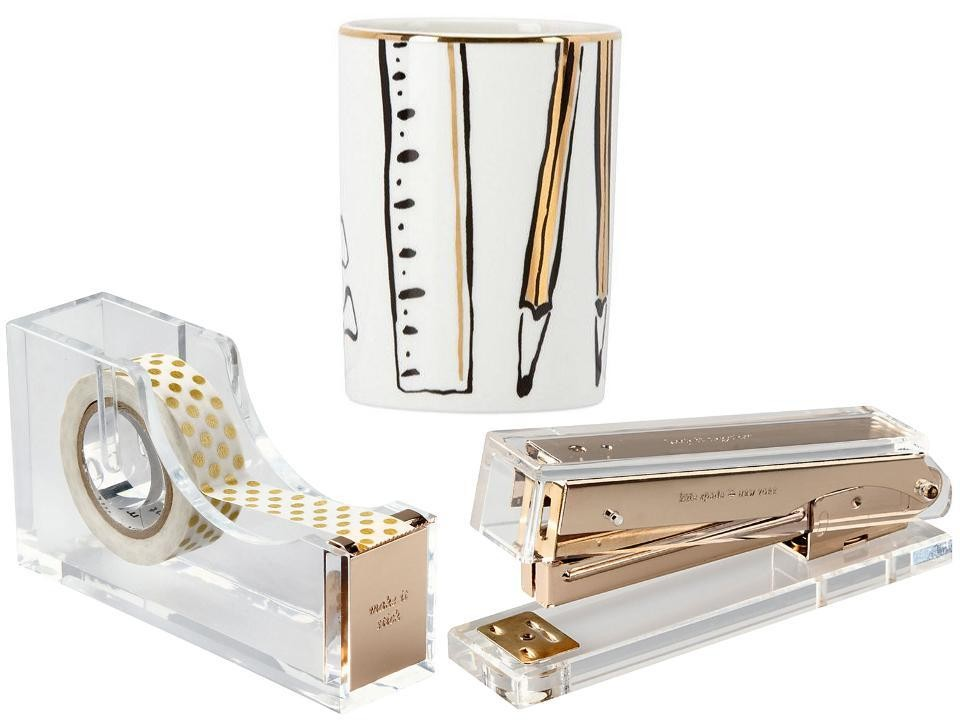 Chic Desk Accessories Stylish Gifts For The Teachers In Your Life Livingly