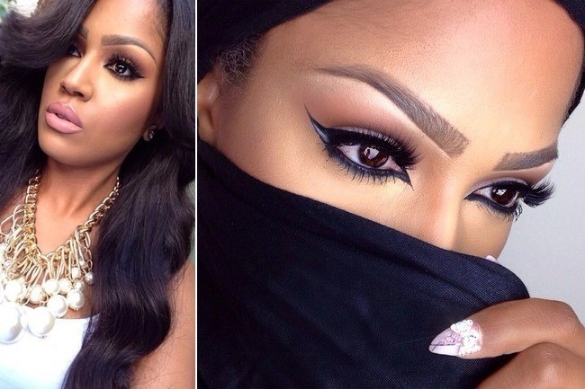 Cur Obsession Makeupshayla Otherwise Known As The Single Most Inspiring Makeup Instagram Page Ever Livingly