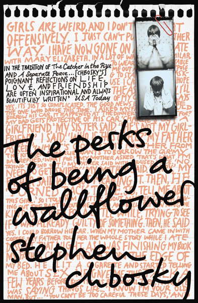 'The Perks of Being a Wallflower' by Stephen Chbosky