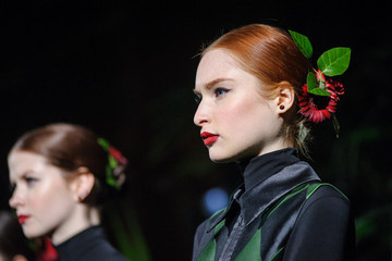 The NYFW Updo You're Going to Need to Try