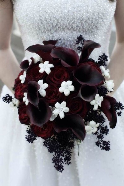 Bridal Bouquet, Calla Lily Bouquet