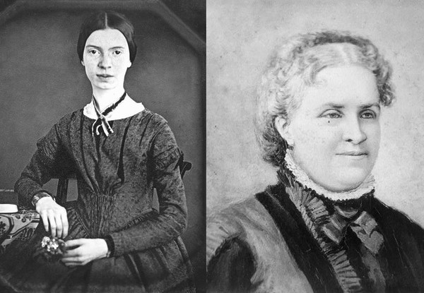 Emily Dickinson And Helen Hunt Jackson