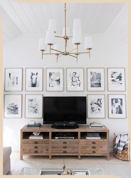 Gallery Wall Inspiration For Your Home