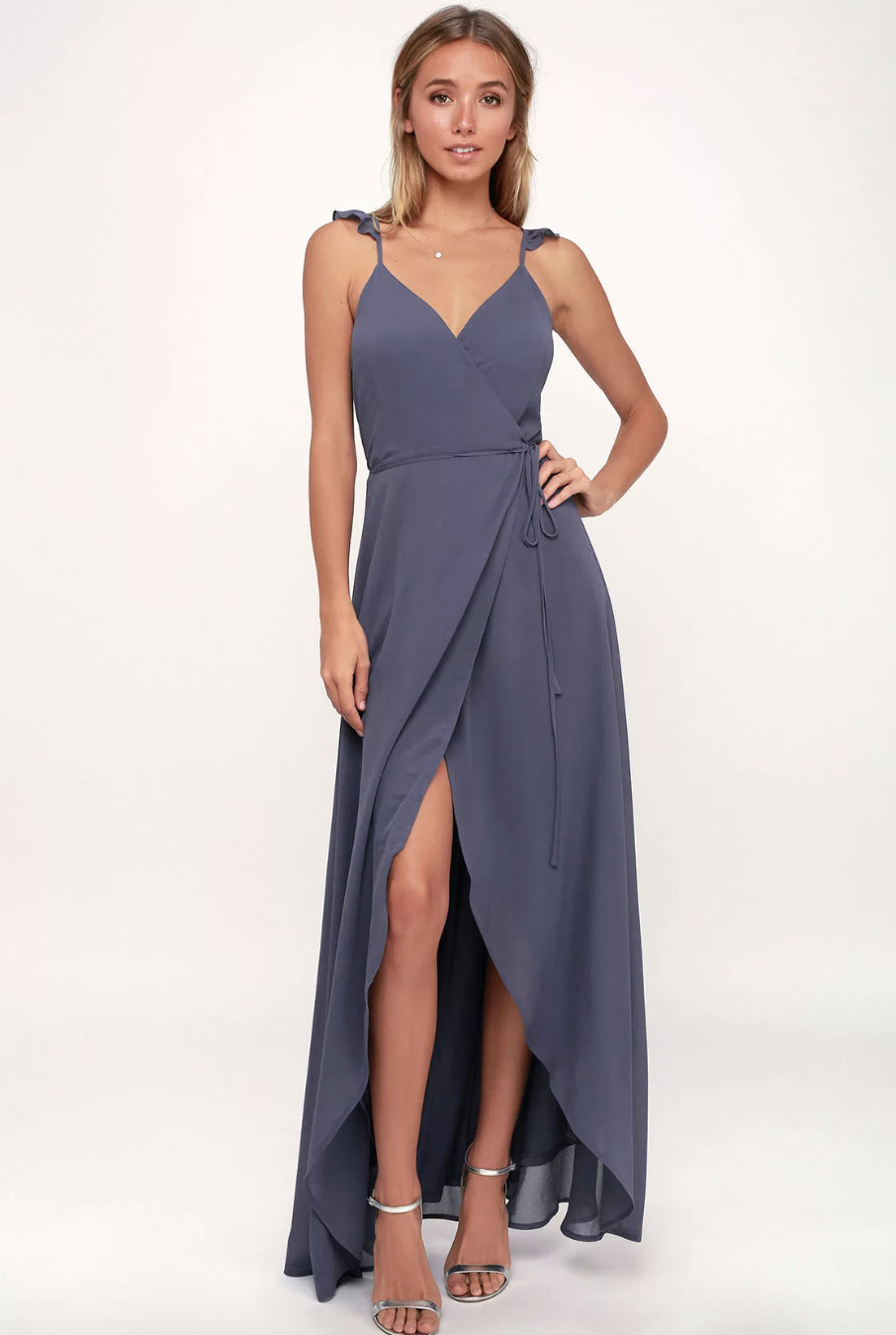 fb54afa27 Inexpensive Bridesmaid Dresses That Look Beautiful · Courtesy of Lulus