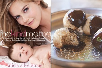 "Yummy Dessert Recipe from ""Kind Mama"" Alicia Silverstone, Straight To You"
