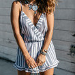 Stripes and Bohemian Jewelry