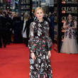 Laura Carmichael at The Olivier Awards