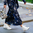 Our Favorite Summer Trend: Sneakers And Dresses