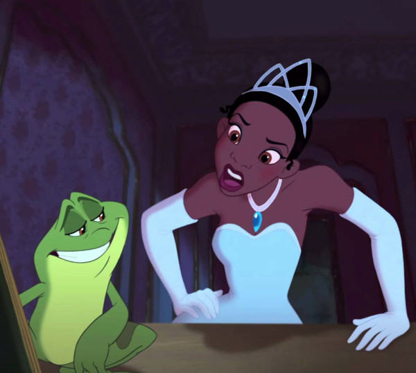 'The Princess And The Frog'