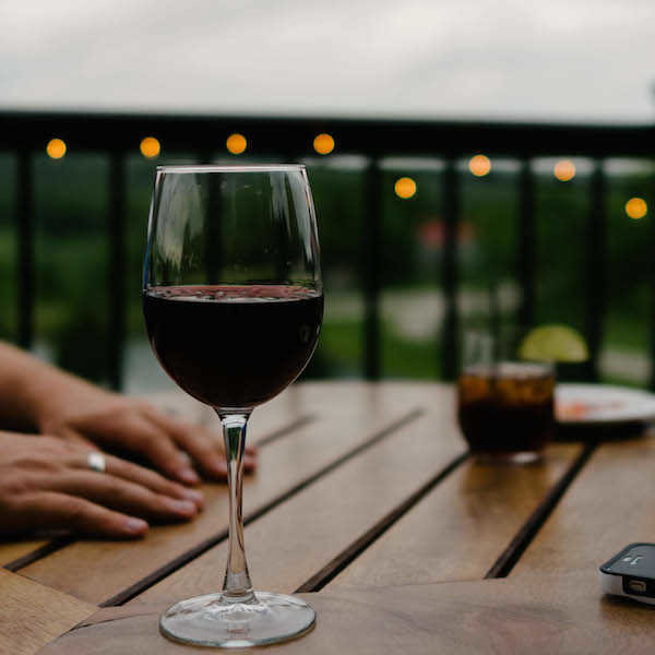 There's a Simple Reason Red Wine is Red