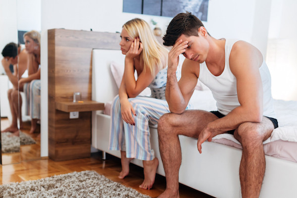 Your Sexual Attraction Toward Your Partner Has Dwindled