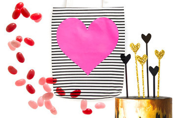 All Things Pink, Sparkly, and Fabulous for Galentine's Day