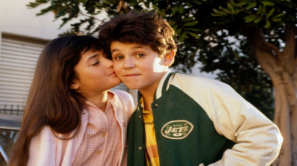 Kevin and Winnie from 'The Wonder Years'