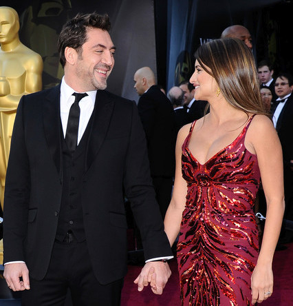 Javier Bardem And Penelope Cruz, 2011