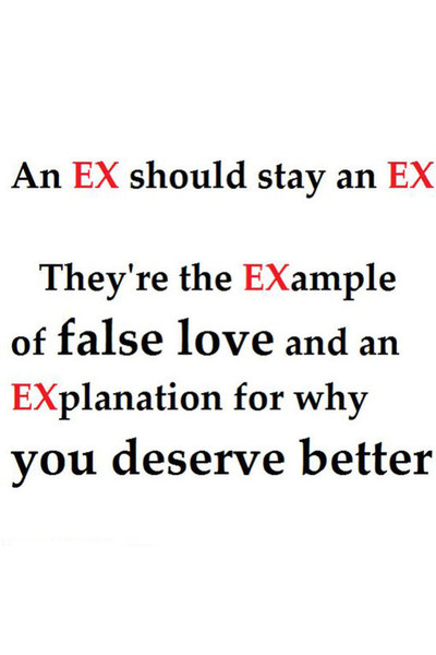 Ex Quote - Cheating Quotes To Help Heal Your Broken Heart ...